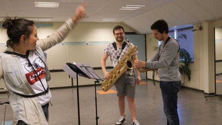 Berlage Saxophone Academy