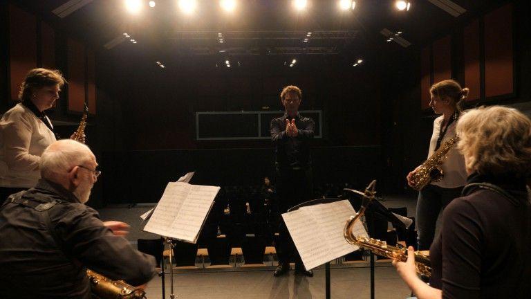 [POSTPONED]- Berlage Saxophone Academy