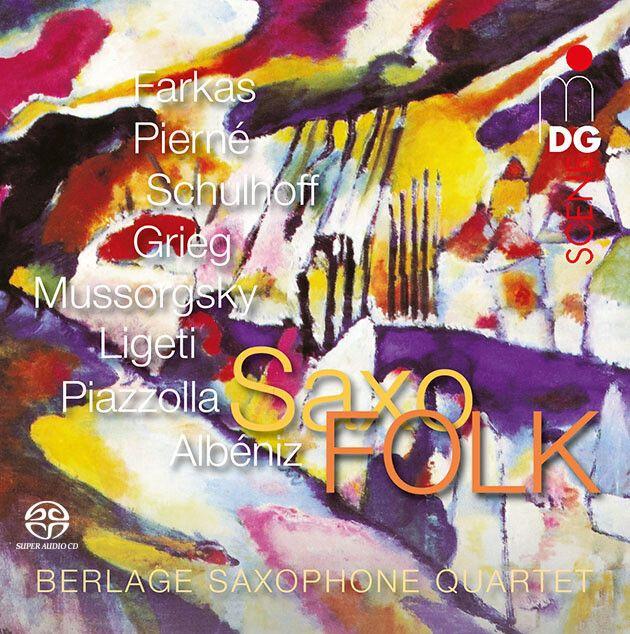 Saxofolk (2014)